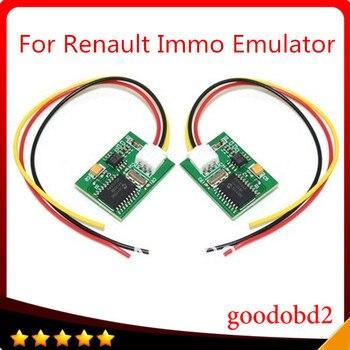 free shipping For Renault Immobilizer Emulator  work with renault ecu decoder Renault PCB board  immo emulator tool free shipping turbo decoder hu66 v 3 for vag gen 2 6
