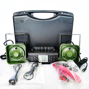 Image 3 - Decoy Bird Caller Trap Sound Device Electronics birds Hunting Decoy Player Built in 200 Bird Voice  2*50W 150dB Hunting Goods