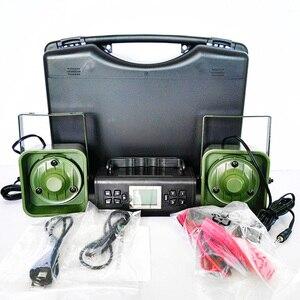 Image 3 - Dispositivo de sonido para trampa de llamador de pájaros, dispositivo electrónico para señuelos de caza, con 200 de voz integrada, 2x50W, 150dB, artículos de caza