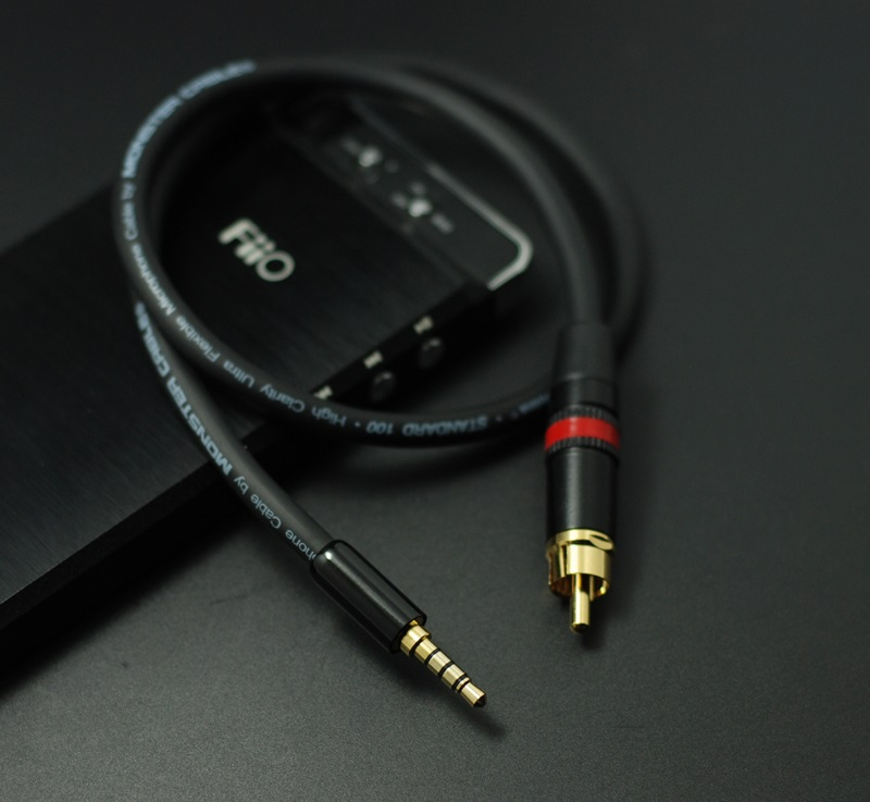 HIFI 3.5mm To RCA SPDIF Coaxial Digital Audio Cable For Fiio X7 X3K X5K X5 2nd Gen X5II X3II Fiio x5 3rd gen TempoTec V1 AIGO
