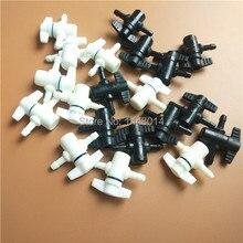 Эко сольвентный принтер Zhongye Infinity Myjet Allwin два способа sub чернильный бак пластиковый клапан/ручные клапаны 1 шт. Розничная торговля(заказ образца