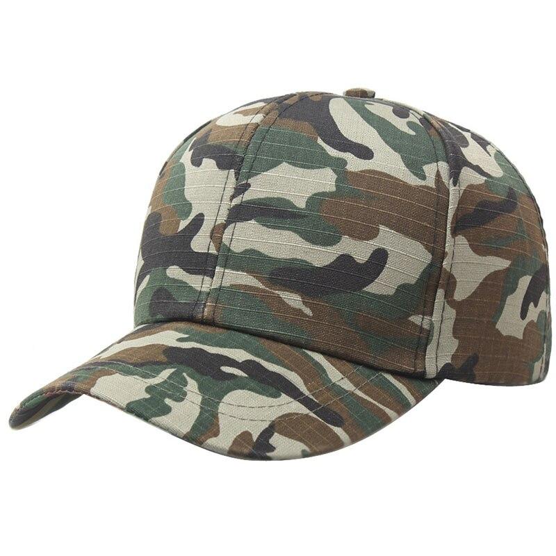 Men Women Summer Camouflage Baseball Cap Trucker Fishing Hunting Caps Cool Hats for adult man woman adjustable Trucker cap