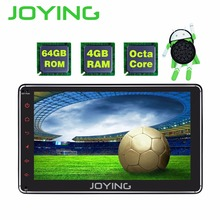 JOYING 4GB RAM 64GB ROM 1 din 7 inch Android 8 0 font b car b