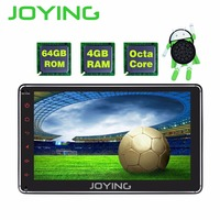 JOYING 4GB RAM 64GB ROM 1 Din 7 Inch Android 8 0 Car Radio Stereo GPS