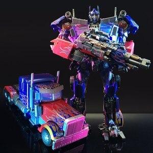 Image 5 - Transformação ls03f LS03 F op commander, filme mpm04 MPM 04, brinquedos de figura de ação, liga de grande tamanho, músculo diecast, mpp10 MPP 10