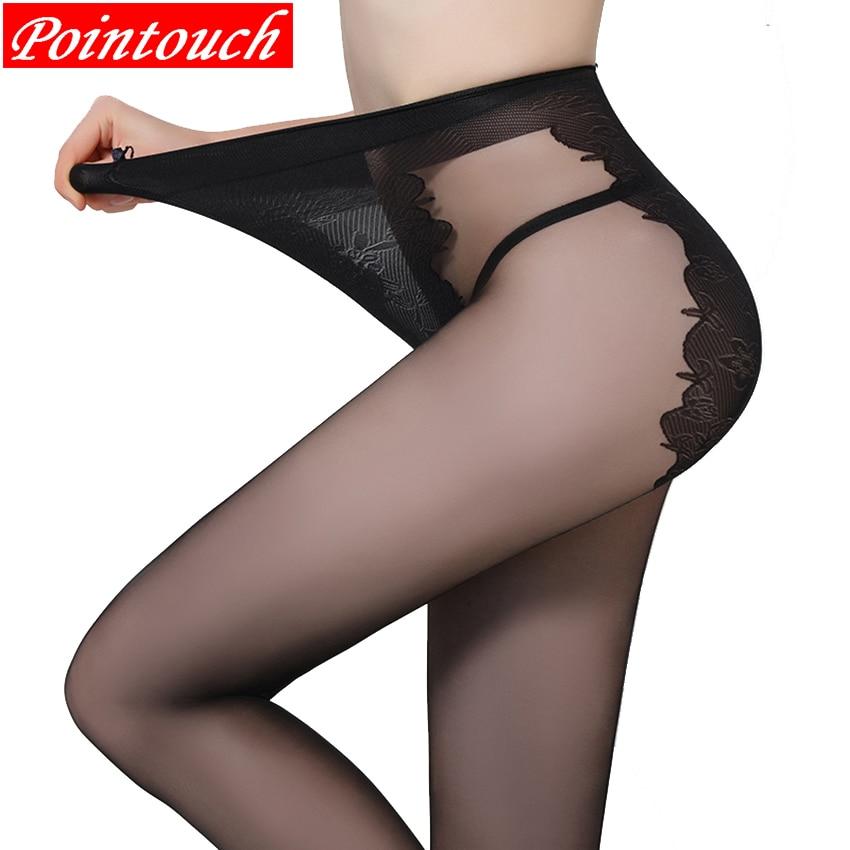 Thin Tights High Elastic Nylon Pantyhose