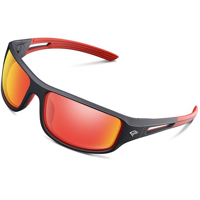 c9e5bd0ffe Men Women Fashion Polarized Sunglasses Driving Fishing Hiking Baseball Glasses  Unisex Brand Designer UV400 TR90 Goggles Eyewear