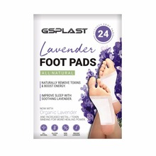 24 Patches/bag Medical Adhesive Foot Patch Patches For Detoxification  Detox