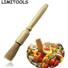 1 шт. горячие деревянные кондитерские кисти для выпечки торта для жарки и барбекю для выпечки приготовления пыли муки