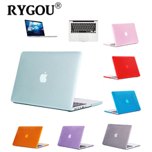 For Old Macbook Pro 13 with Retina Case, Crystal Clear Hard Case & Silicone Keyboard Cover Screen Protector for A1425 A1502