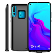 For Huawei Honor 20i 6500mAh Battery Charger Case Extended Battery Backup Power bank Protective Cover Phone Back Case Coque