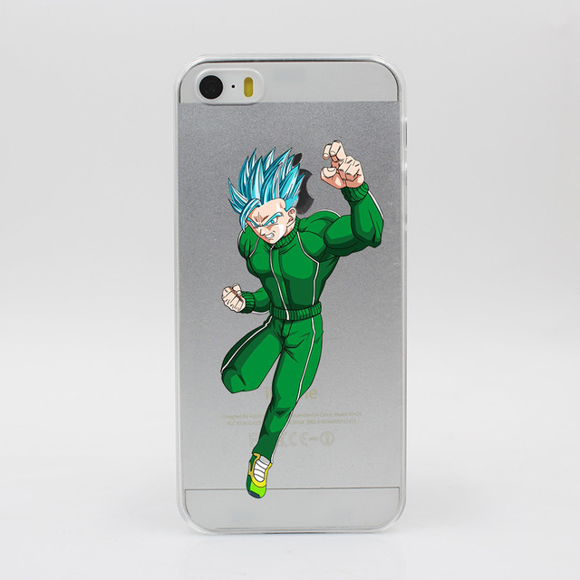 Dragon Ball Z iPhone Case