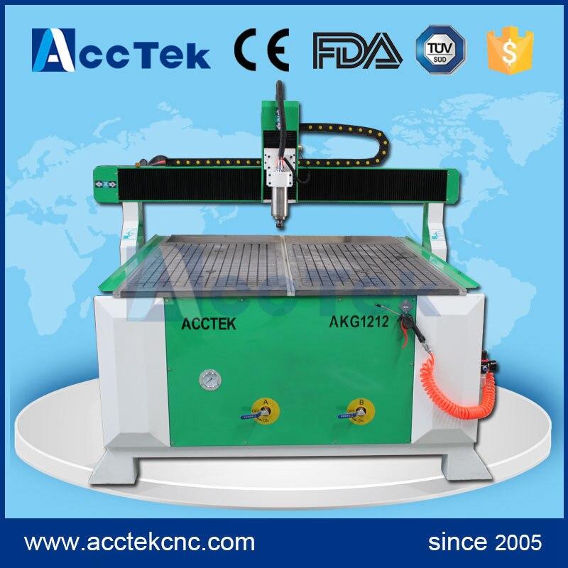 Cheap Small 3 Axis Wood CNC Router 1212 (9015 1214 1212 1224) Machinery Cnc Fresado/ Cnc Pyrography Machine