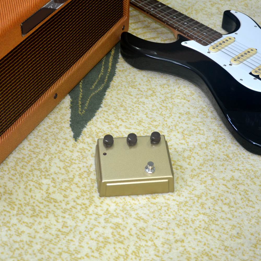 LANDTONE Klon MINI Centaur Gold Professional Overdrive Guitar Effect Pedal Free Shipping