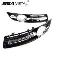 6 LED Daytime Running Light New Car Styling Modification Fog Lamp For Volkswagen VW Passat B6