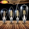 LED Edison Bulb 85 -265V 110V 220V E14 E26 E27 glass bulb light Retro Bombillas LED Candle light Filament lamp LED Tungsten lamp