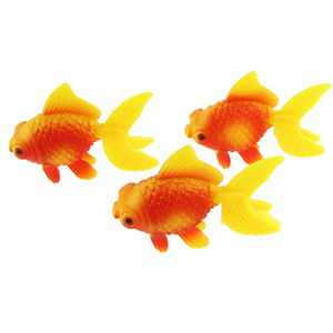 COFA Plastic Swimming Gold Fis