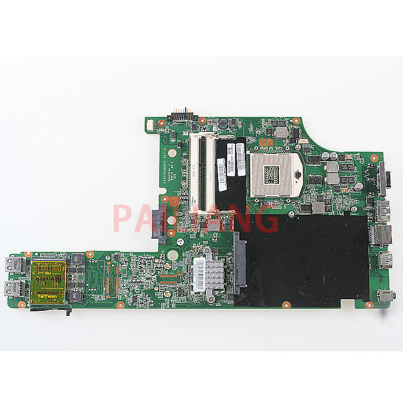 PAILIANG Laptop motherboard for Lenovo Thinkpad E40 PC Mainboard 04W4460 DAG5AMB6H0 full tesed DDR3PAILIANG Laptop motherboard for Lenovo Thinkpad E40 PC Mainboard 04W4460 DAG5AMB6H0 full tesed DDR3