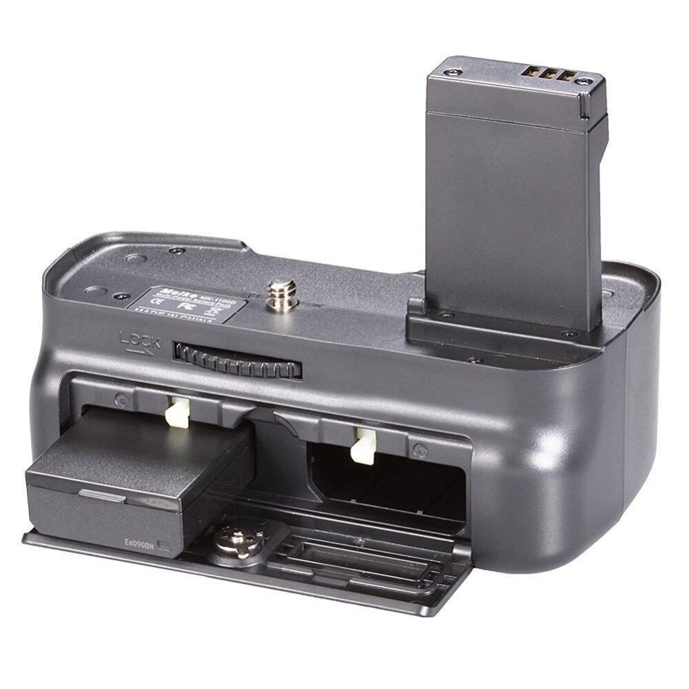 A805021 Вертикальная Ручка-Держатель Аккумуляторов Удерживайте 2 ШТ. LP-E10 Литий-Ионная Аккумуляторная Батарея для Canon EOS 1100D 1200D/Rebel T3/T5 Бесплатная Доставка