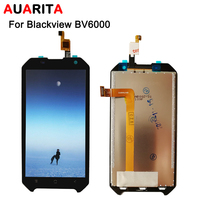 LCD For 4.7 Blackview BV6000 LCD Display Touch panel Screen 100% Tested Digitizer Assembly Replacement For Blackview BV 6000