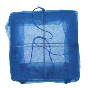 Image 5 - 40 x 40 x 65cm 4 Layers Fish Drying Net Durable Drying Rack Folding Hanging Vegetable Fish Dishes Dry Rack PE Hanger