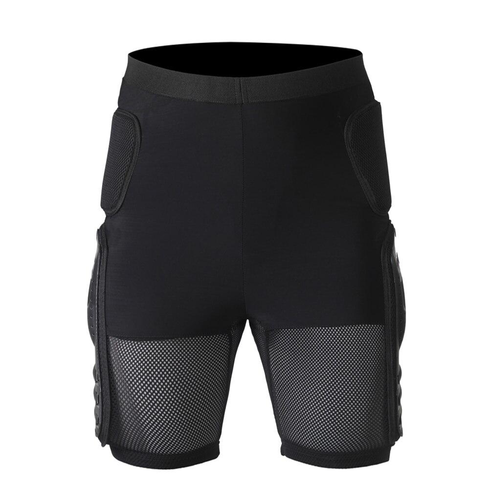 Shorts blindés unisexe Moto Sport équipement de protection course cyclisme ski snowboard Shorts de patinage protecteur coussinets de hanche taille XXL