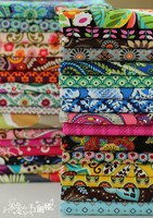 US VB Plain Cotton Fabric Plain Weave Fabric 150cm Handmade Clothing DIY