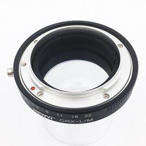 Image 3 - Newyi Contarex Crx Lens per Leica M Lm M4 M5 M6 M7 M8 M9 Mp Techart LM EA7 Adattatore Obiettivo Della Fotocamera convertitore Adattatore Anello
