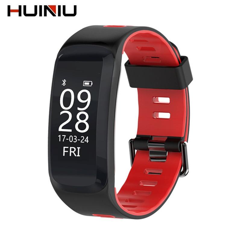 F4 Étanche Intelligent Bande de Remise En Forme Bracelet Sang Pression D'oxygène Smartband Moniteur de Fréquence Cardiaque Bracelet Bracelet Pour IOS/Android