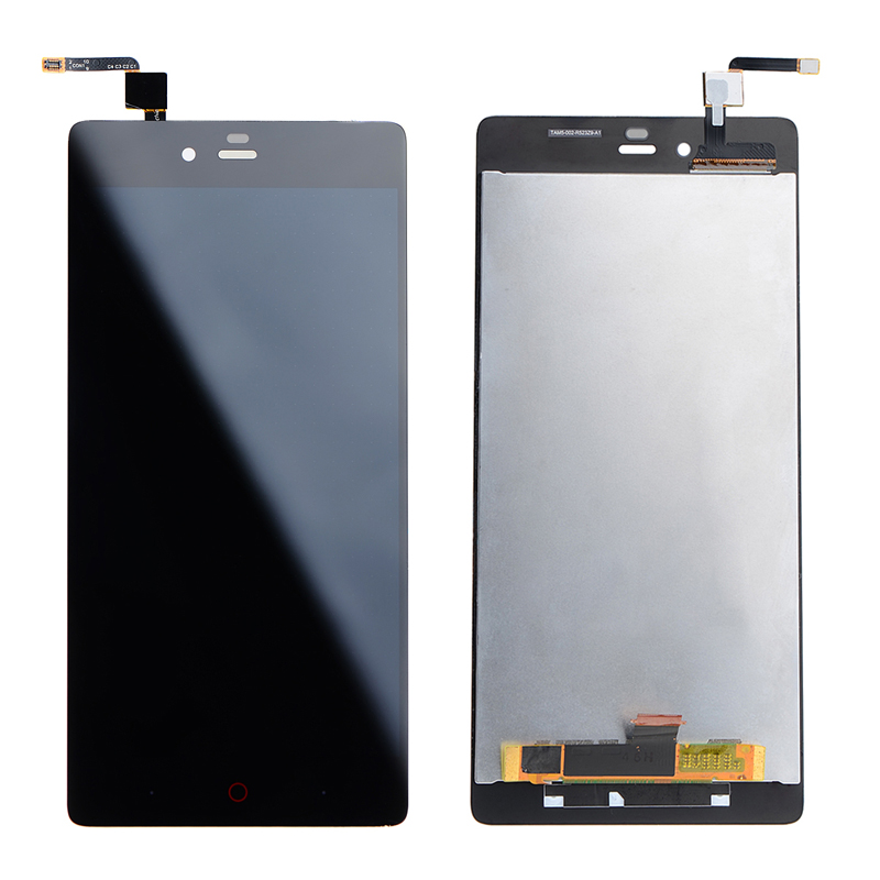 New For ZTE Nubia Z9 Max NX512j NX510j 5 0Inch LCD Display Digitizer Touch Screen Assembly