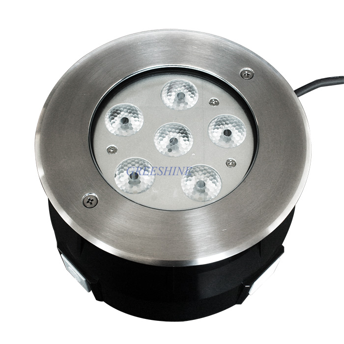 цены High Quality 304/316 stainless steel 24V 6W Pool Light Recessed Swimming LED light IP68 underwater light for Pond Fountain