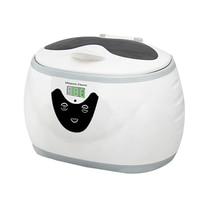 600ml 35w 3800S Ultrasonic Cleaner Heater Timer Bath Adjustable Industry Ultrasonic Cleaning Machine