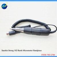 Original Hot selling KOREA 35000 rpm Micromotor Handpiece STRONG 102 Car Drill for Mini 204, 90, N7, N3 Dental Manicure Machine