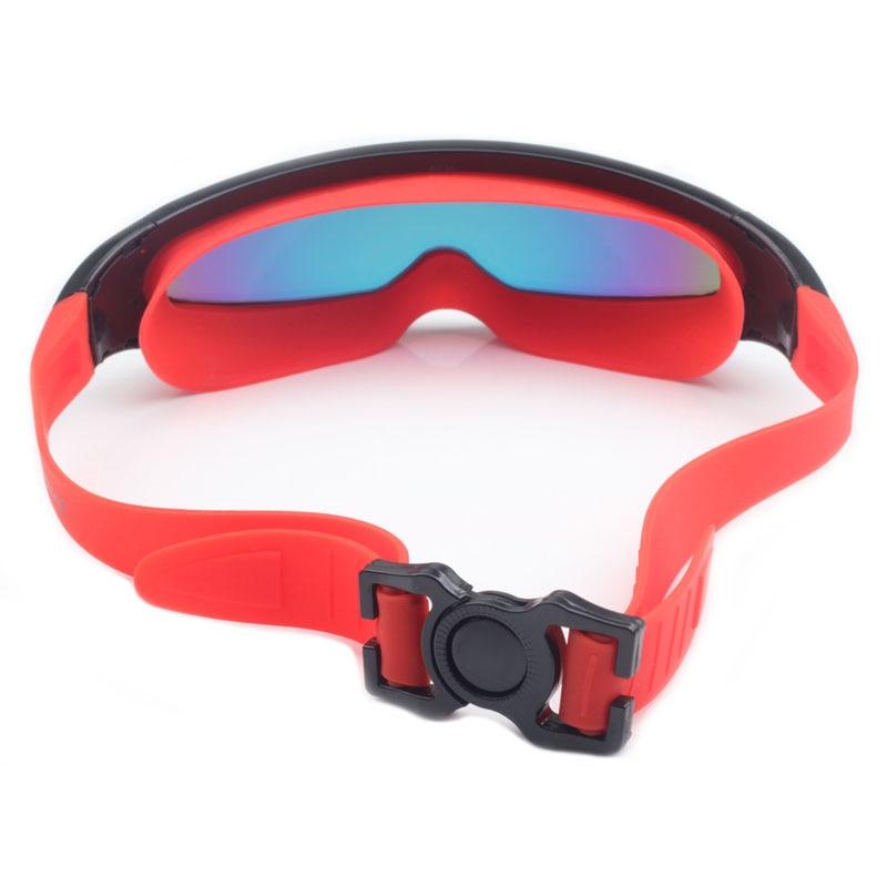 Neue erwachsene schwimmbrille wasserdichte anti-fog uv männer frauen - Sportbekleidung und Accessoires - Foto 3