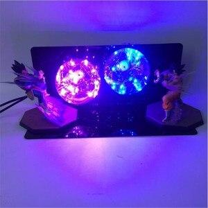 Image 5 - דרקון כדור דמות AC 110 v/220 v LED שולחן מנורת תאורה אופציונאלי צבע להחלפה אור הנורה Cartoon דגם לילה אור