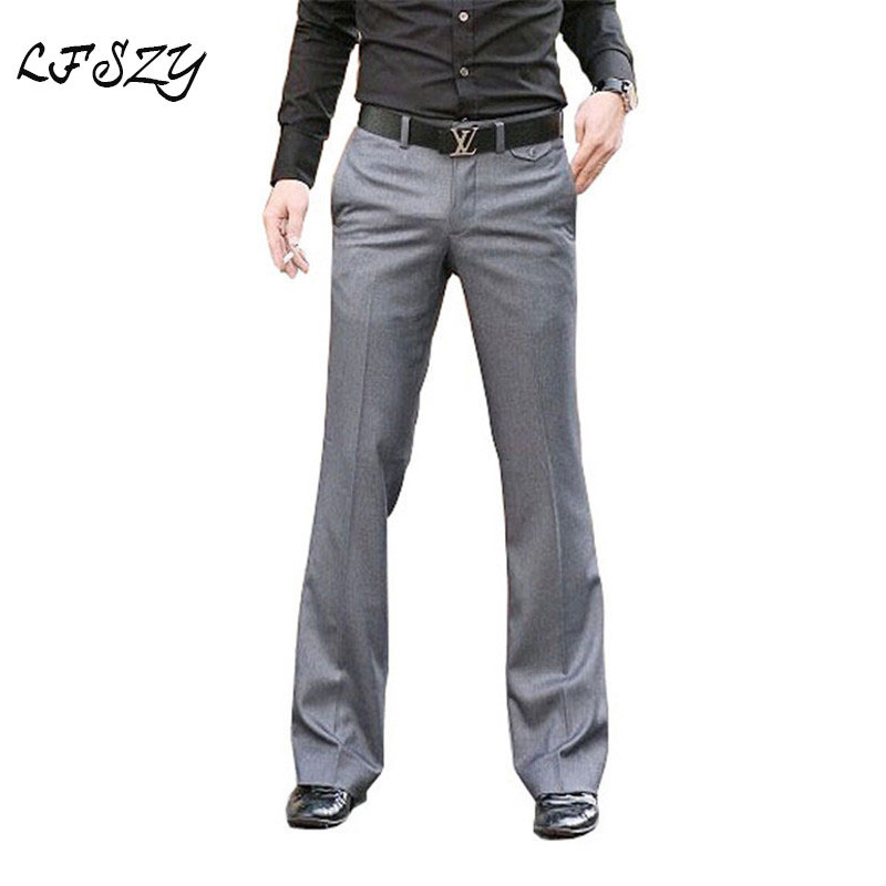 2019 Korean Version Of The Waist Whisper Pants Men Fashion Casual Pants Slim Suit Pants Formal Pants For Men
