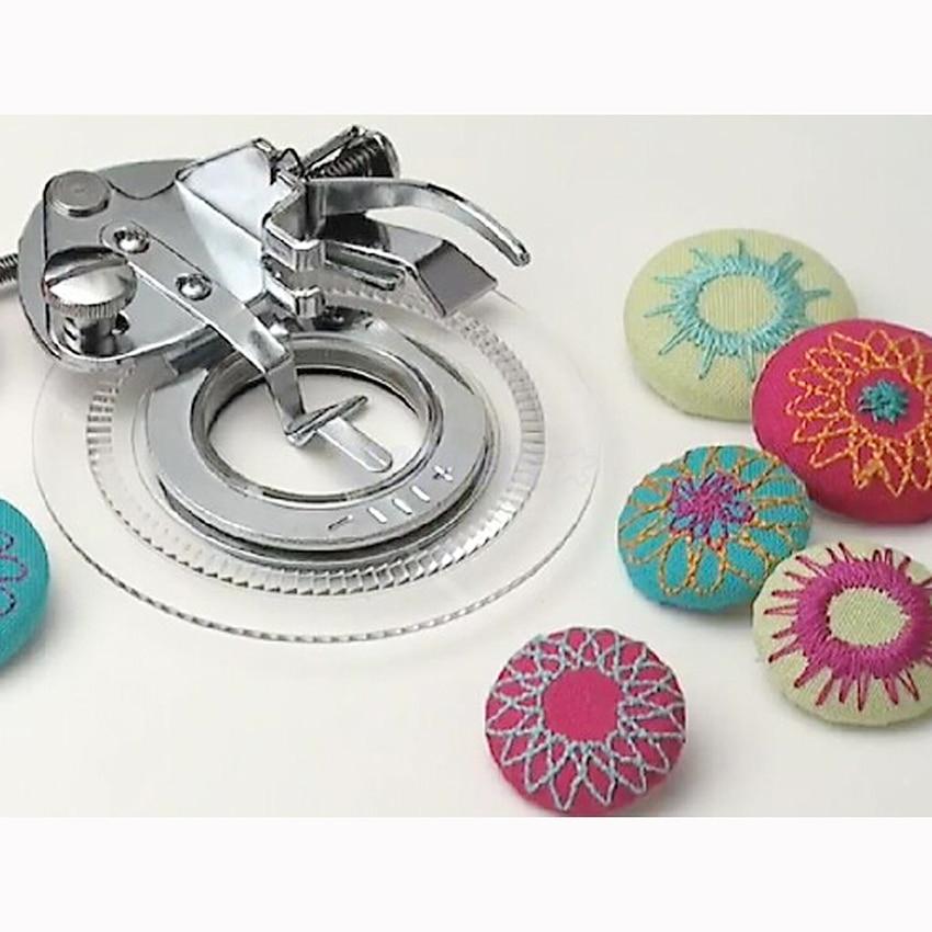 Fancy Flower Stitch 3700L/5021L...