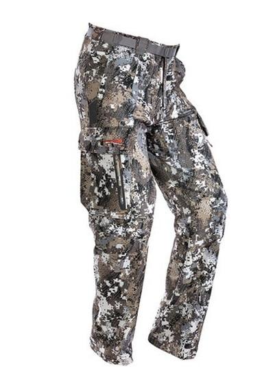 2016 Nuevos Hombres de Sitka Equinoccio Pant Marca Casual Pantalones Hombres Pocket Camuflaje Pantalones Hombre Kamuflaj EE. UU. Tamaño 30-42