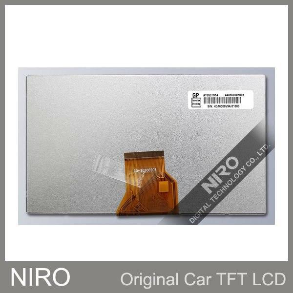 """Niro DHL автомобильный навигатор 6,"""" ЖК-экран AT065TN14 ЖК-панель Jeep(2011) автомобильные запчасти"""