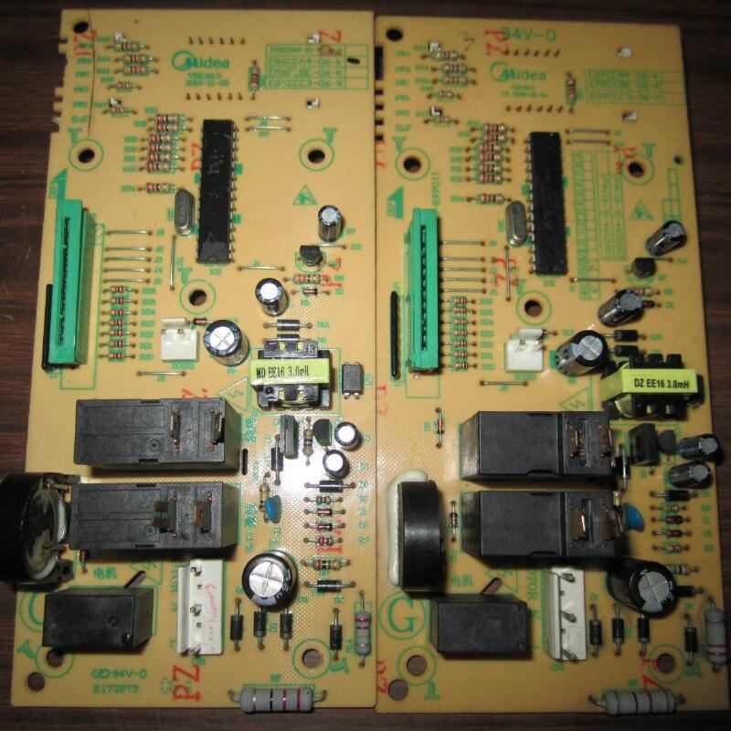 90%new original Midea microwave parts motherboard computer board circuit board EGXCCA4-06-K-01 EG720FC8-NR1 EG823LA6-NR3