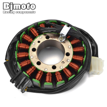BJMOTO 31120-MBG-003 Motorcycle Magneto Ignition Stator Generator Coil For Honda VFR800 VFR 800 VFR800F 1998-2001