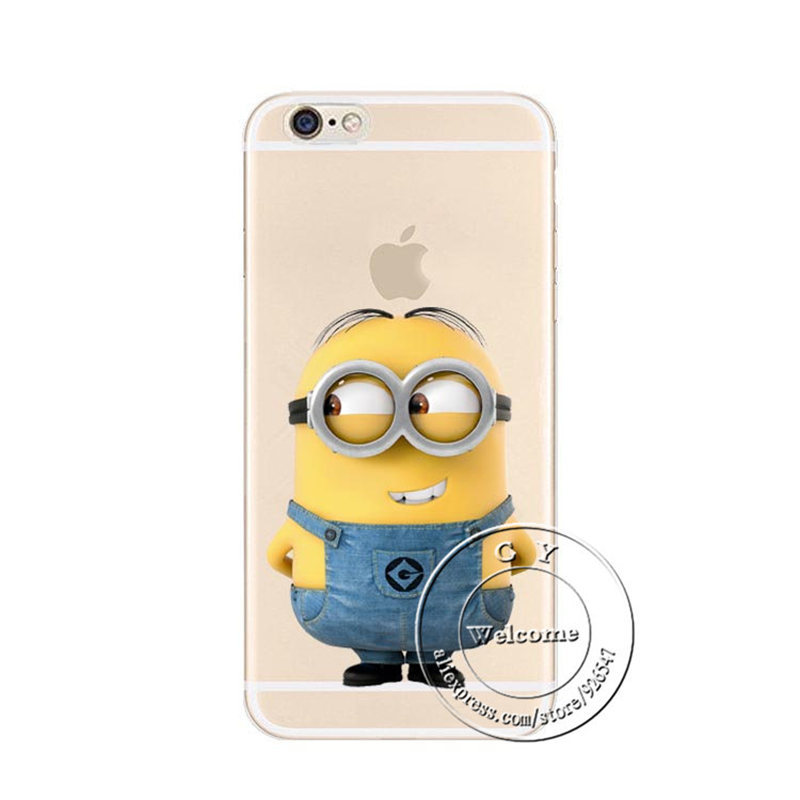 minions iphone 6 case