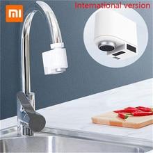 Индукционное водосберегающее устройство Xiaomi занимаia, регулируемый перелив, умный датчик смесителя, инфракрасное энергосберегающее устройство для кухни