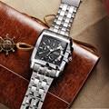 Relogio Masculino JEDIR Luxury Brand Watches Men Stainless Steel Sports Quartz Watches Men Male watches Clock Montre Homme 2016
