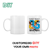 Custom Pictures print Coffee Mug Travel Milk Mugs Tea Cup Personalise Gifts For Friends