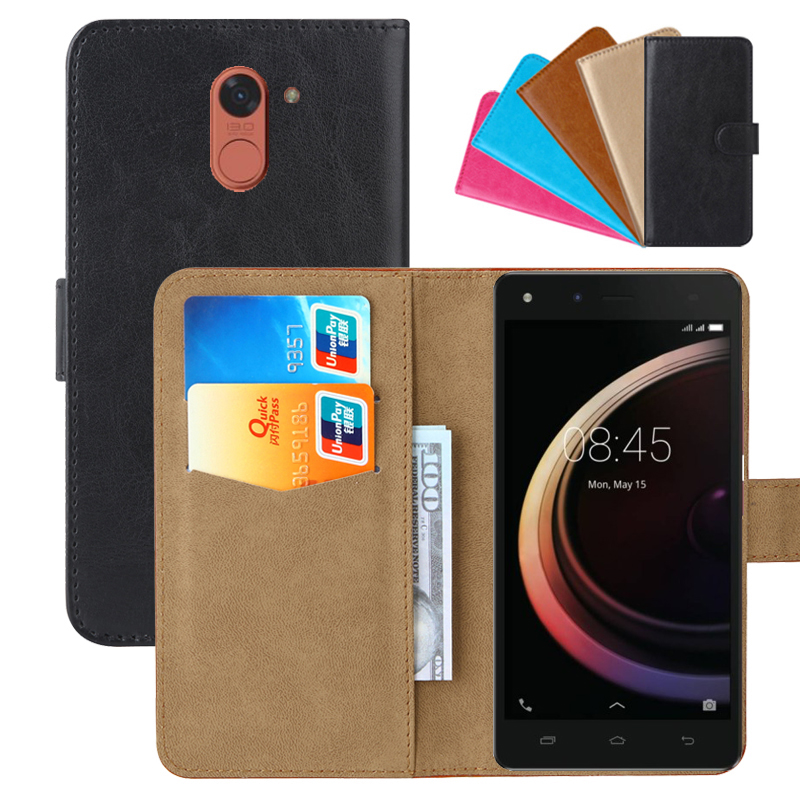 Luxury Wallet Case For Infinix Hot 4 Pro PU Leather Retro Flip Cover Magnetic Fashion Cases Strap