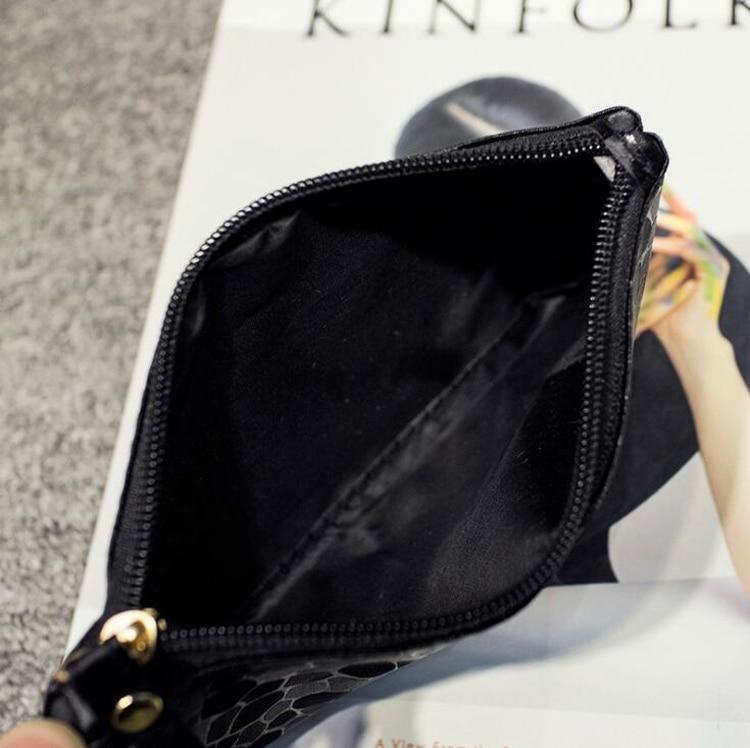 Make 500 Neue Leder Pu Fall Kleine los Handtasche Weibliche Geldbörse up Mode Tag Kupplung Frauen Stein Casual Teile wwP4xqH