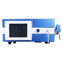 CE 2019 Updated German imported compressor 7 bar shock wave therapy machine extracorporeal