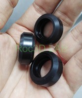 [SKU 151] POM solid Wheel Delrin for your OPEN building cnc machined 50pcs Per Bag free shipping