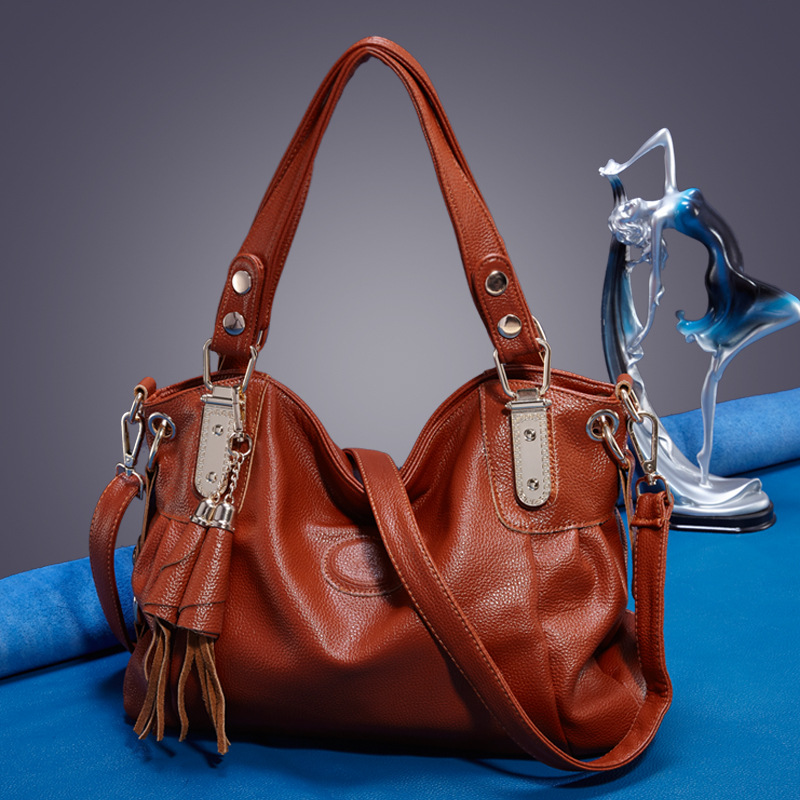 Luxury Women Bag Genuine Leather Handbags Women Messenger Bag Shoulder Bags Ladies Handbag Female Clutch Purse Sac a main bolsas new fashion women chain shoulder bag crossbody bag shiny bling lady clutch purse luxury patent leather female handbag sac a main